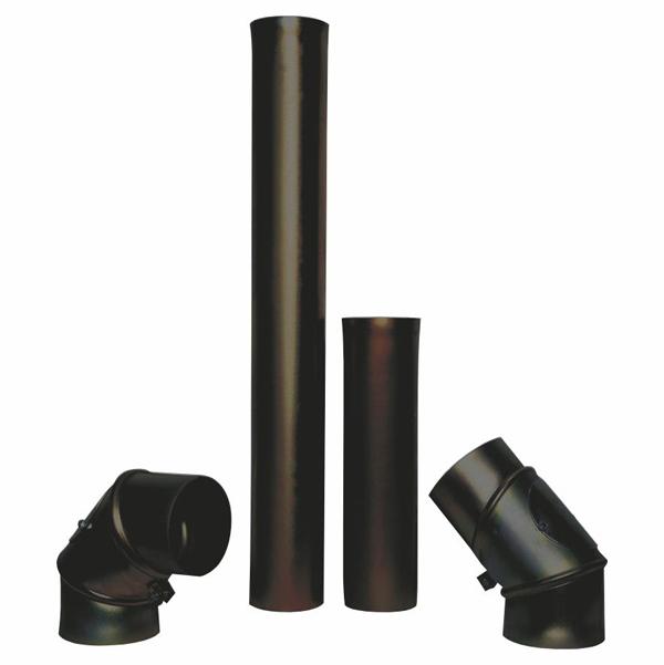 Dimovodna koljena i cijevi (fi 118 – fi 300 mm)